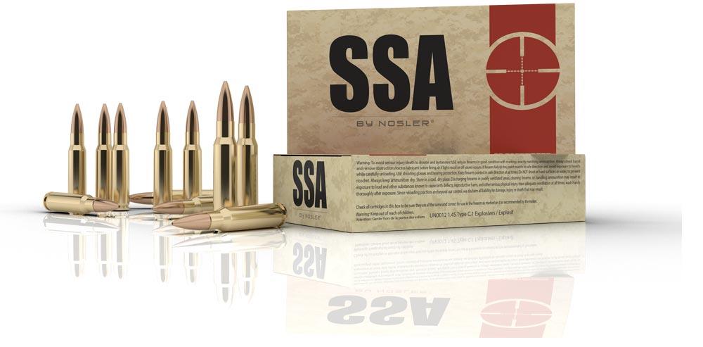 SSA Ammunition Banner