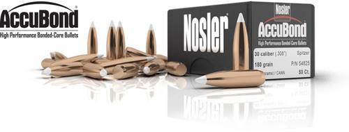 8mm AccuBond Bullets