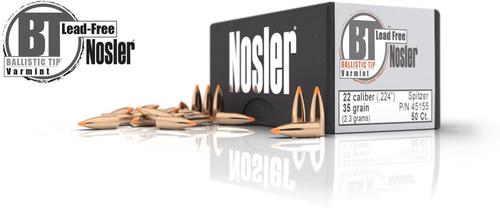 6mm Ballistic Tip Lead Free Bullets