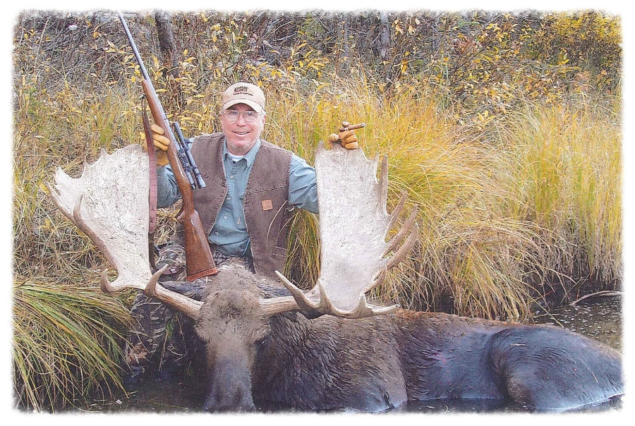 Bob Nosler: Trophy Moose