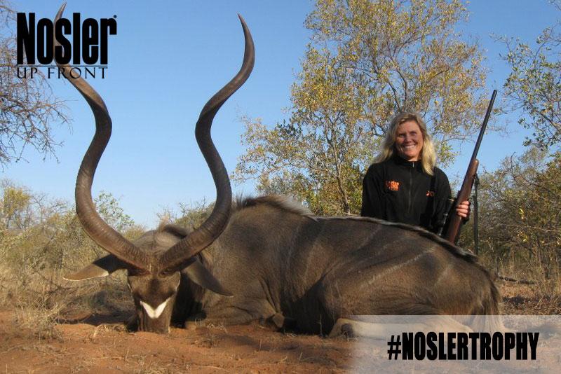 Jill Nosler Kudu Hunt