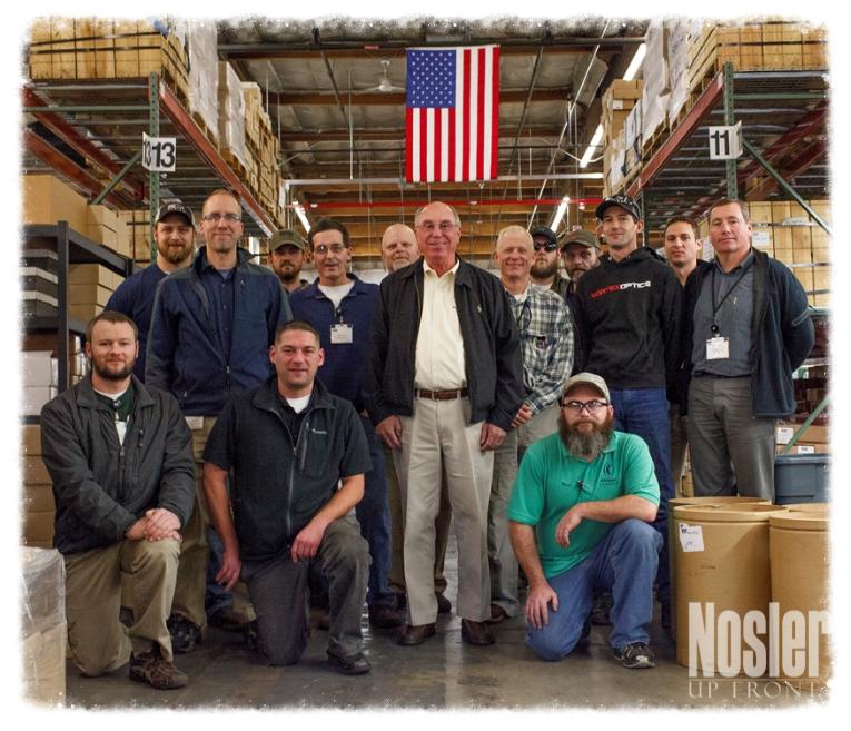 Nosler 2015 Veterans