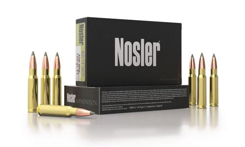 308 Winchester | Nosler - Bullets, Brass, Ammunition & Rifles