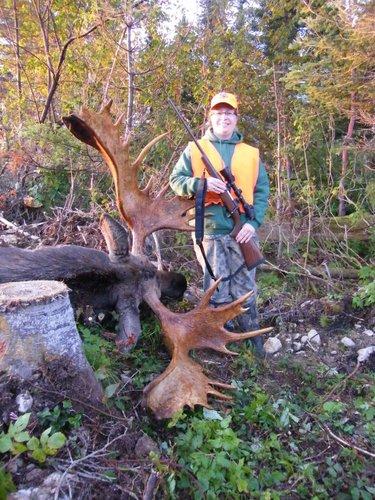 Trophy Moose Story
