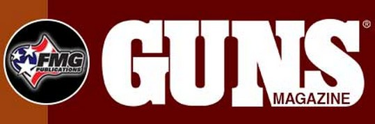 Guns Magazine Logo