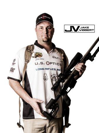Jake Vibbert Precision Rifle Series Shooter