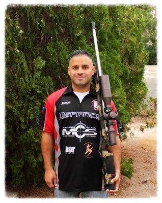 Nosler Sponsored Shooter Jorge Bonilla