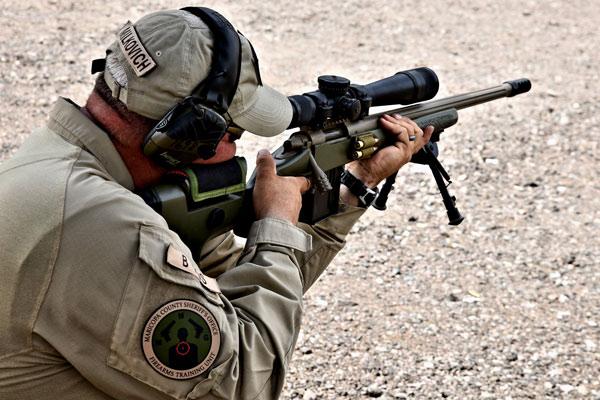Tim Nosler Sponsored Shooter