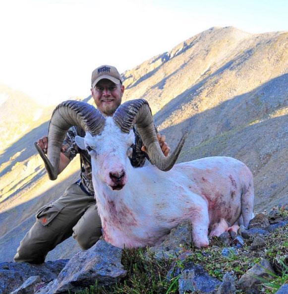Trophy Ram Hunt