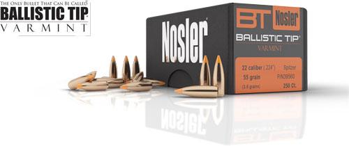 6mm Ballistic Tip Varmint Bullets