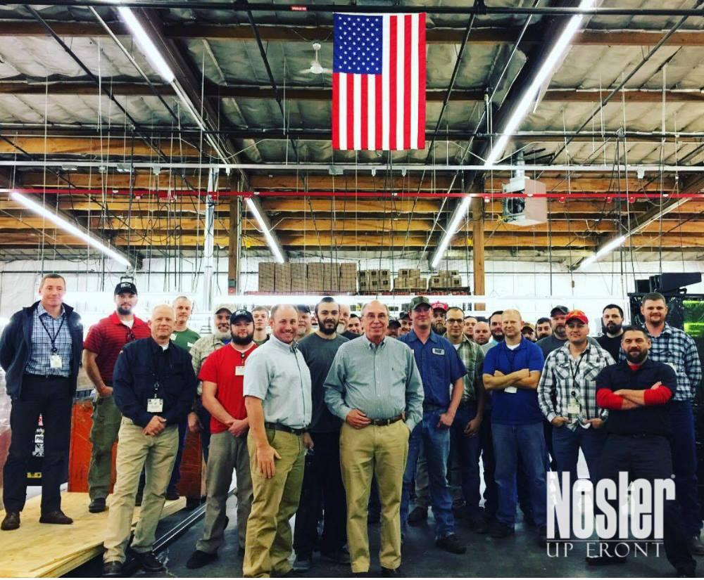 2016 Nosler Veterans