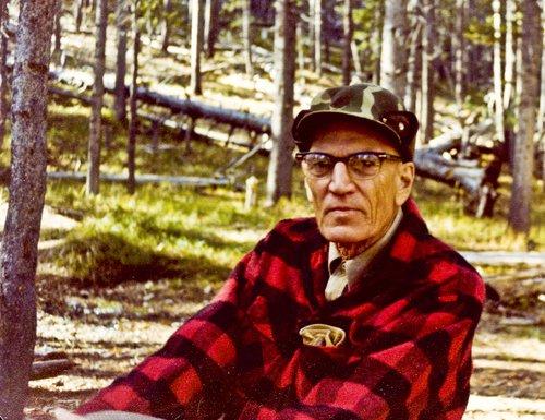 John A. Nosler Historic Photo