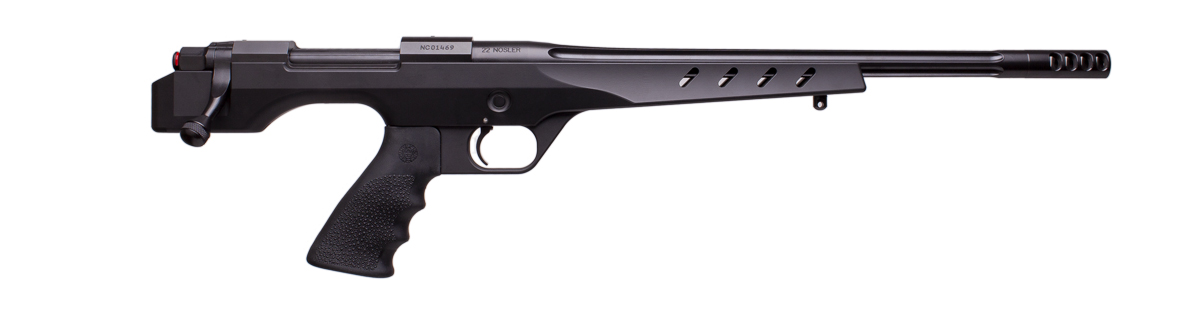 BBL/Action: Graphite Black H-146  Stock: Armor Black H-190