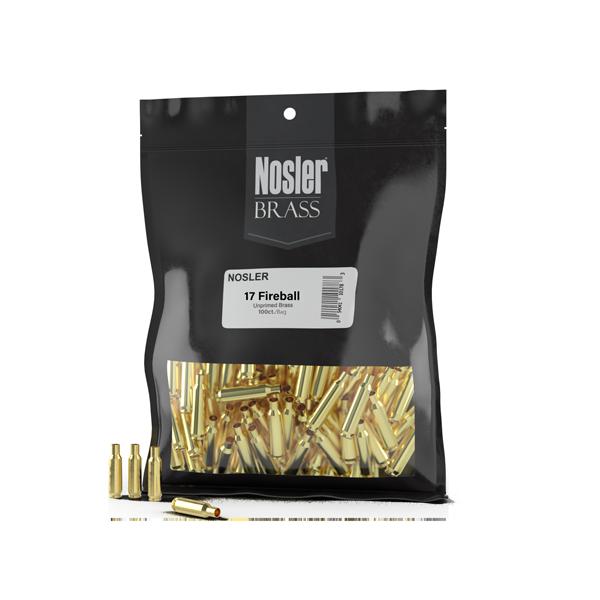 Nosler Remington Fireball Bulk Brass