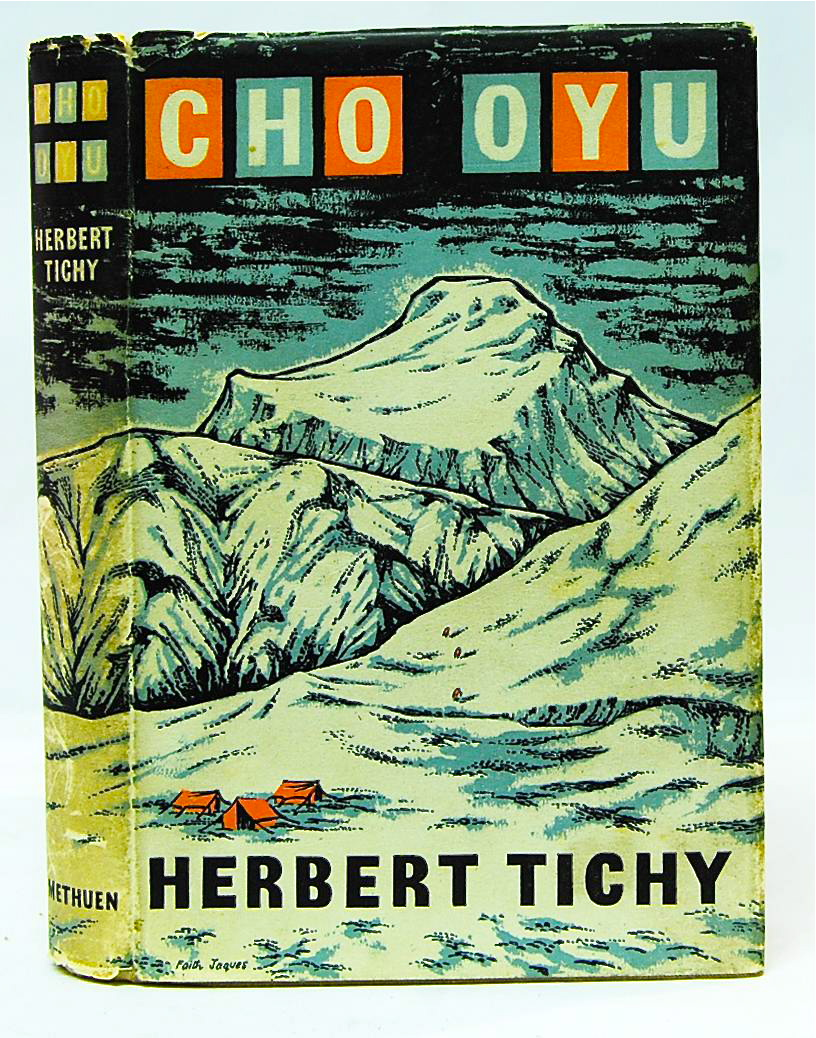 Mountaineering: Cho Oyu by Herbert Tichy 1957