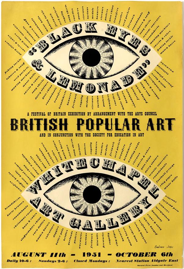 Black Eyes & Lemonade poster 1951