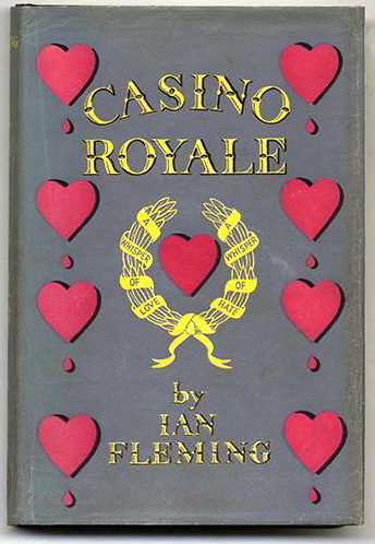 Casino Royale by Ian Fleming First edition 1953