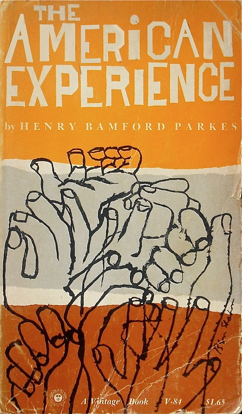 Ben Shahn cover design 1959  via etsy