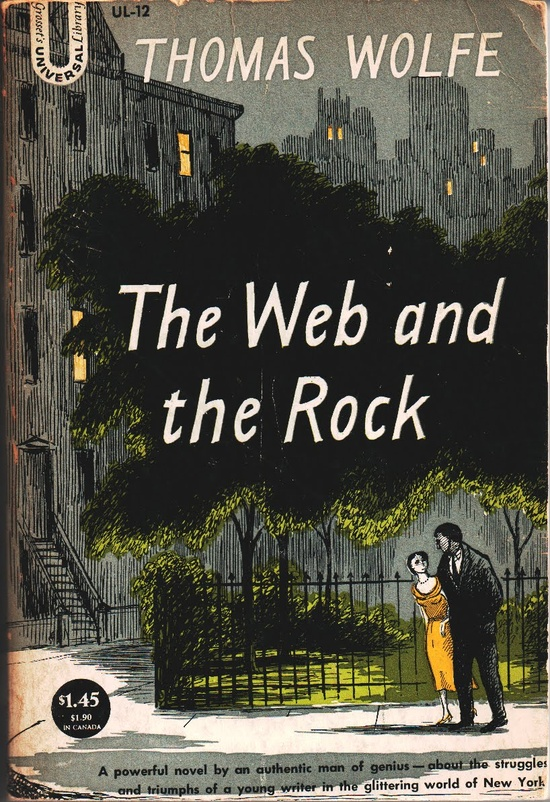 The Web and the Rock  via