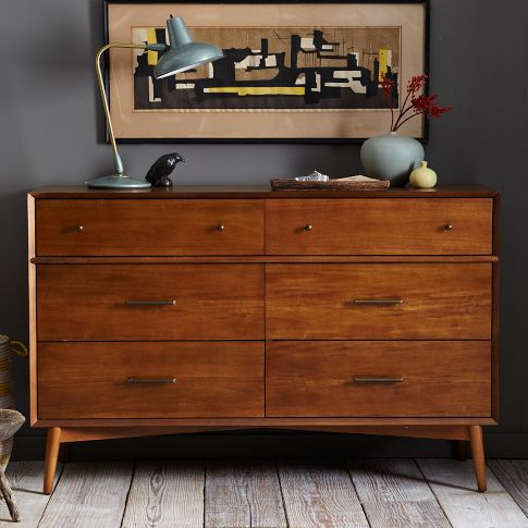 Acorn 6-drawer dresser from  West Elm  $999