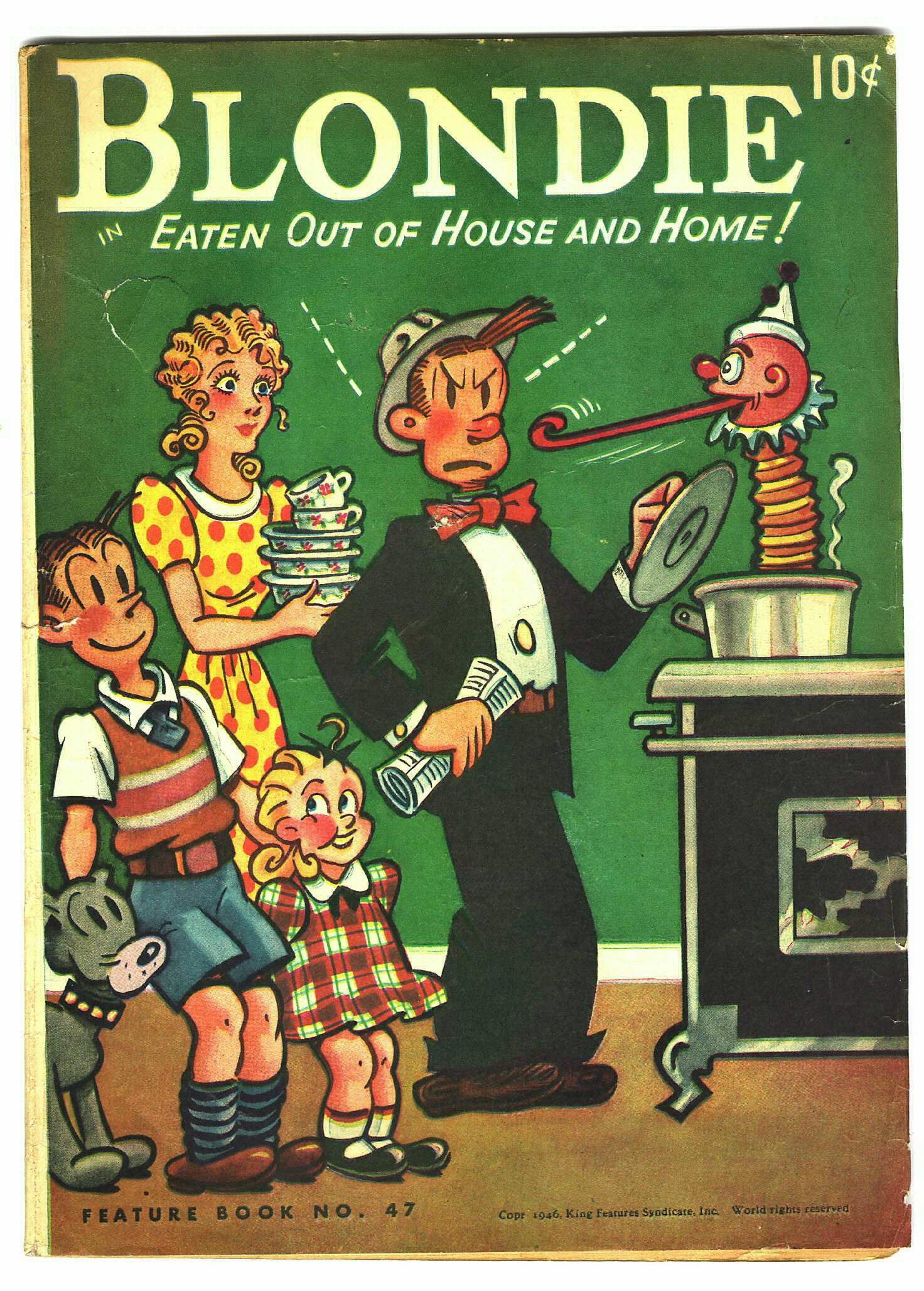 Feature Books #47 (David McKay, 1946)