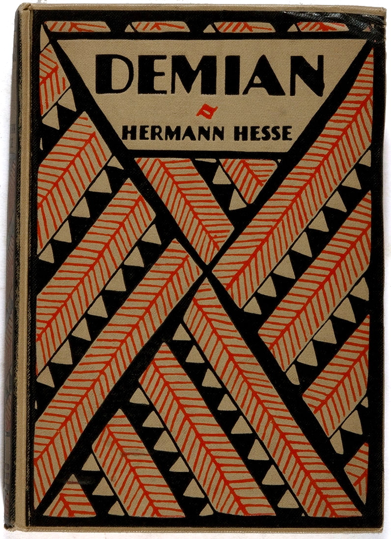 Nice decorative boards. Published by Boni and Liveright, 1923. First American edition, first printing.