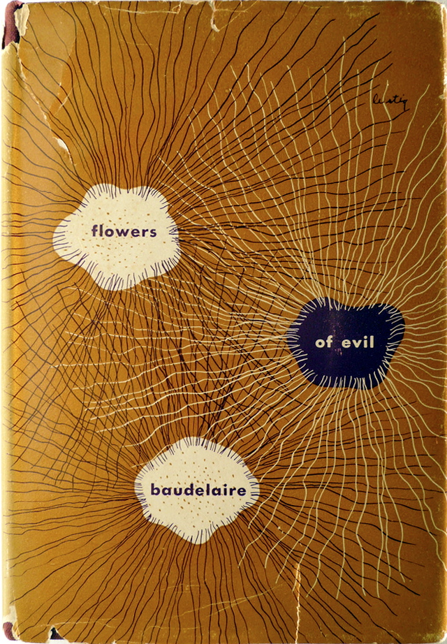 Flowers of evil by Baudelaire  via flickr