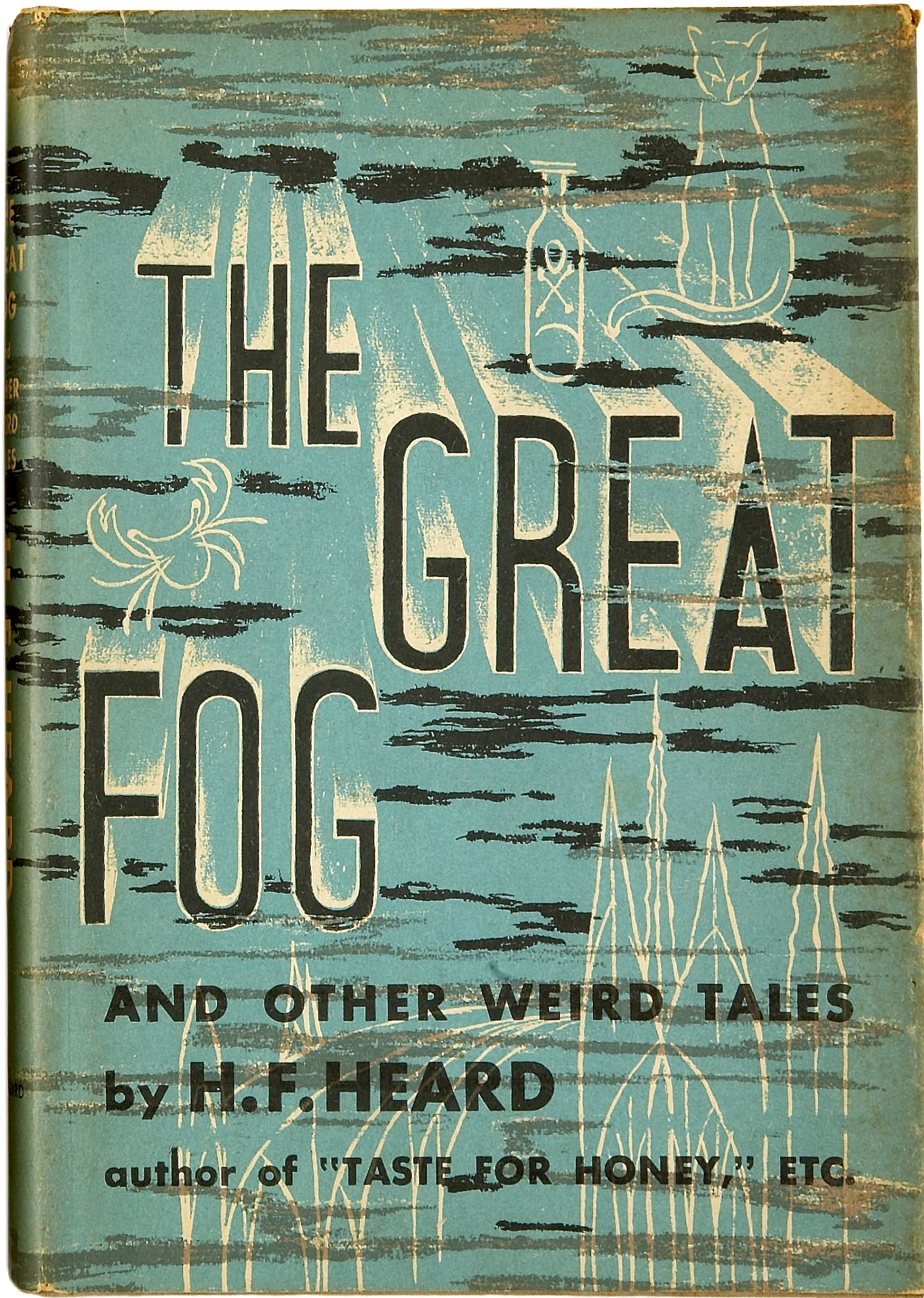 The Great Fog: And Other Weird Tales. New York: The Vanguard Press, [1944].