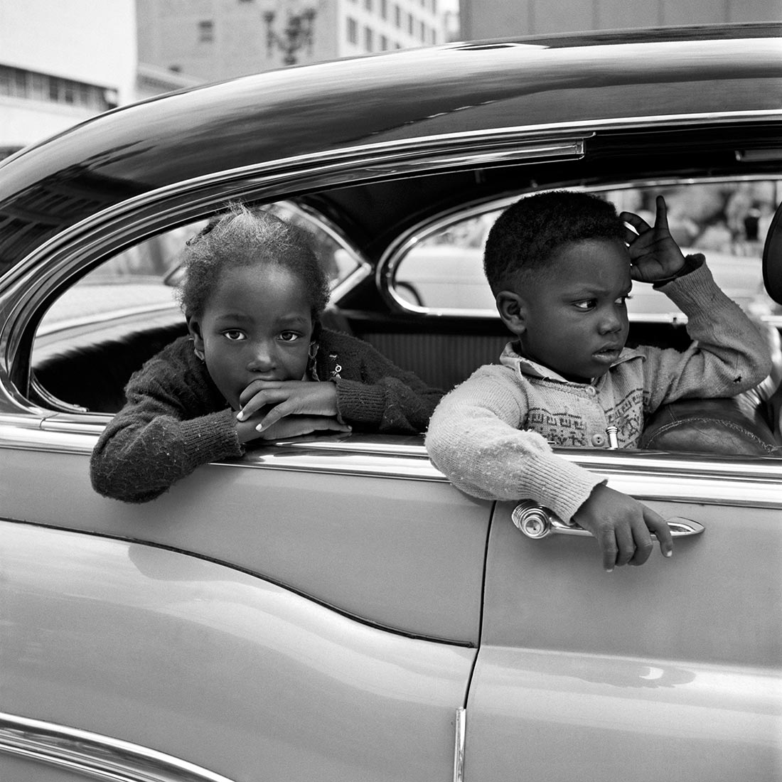 November 4. 1955, San Francisco, CA |  vivianmaier.com