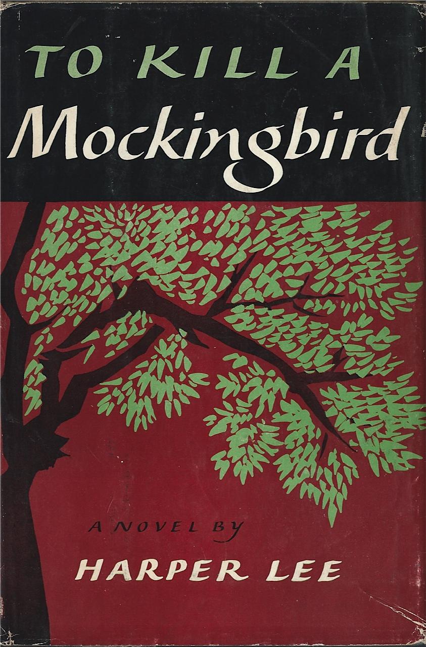 To Kill a Mockingbird 1960. First edition.