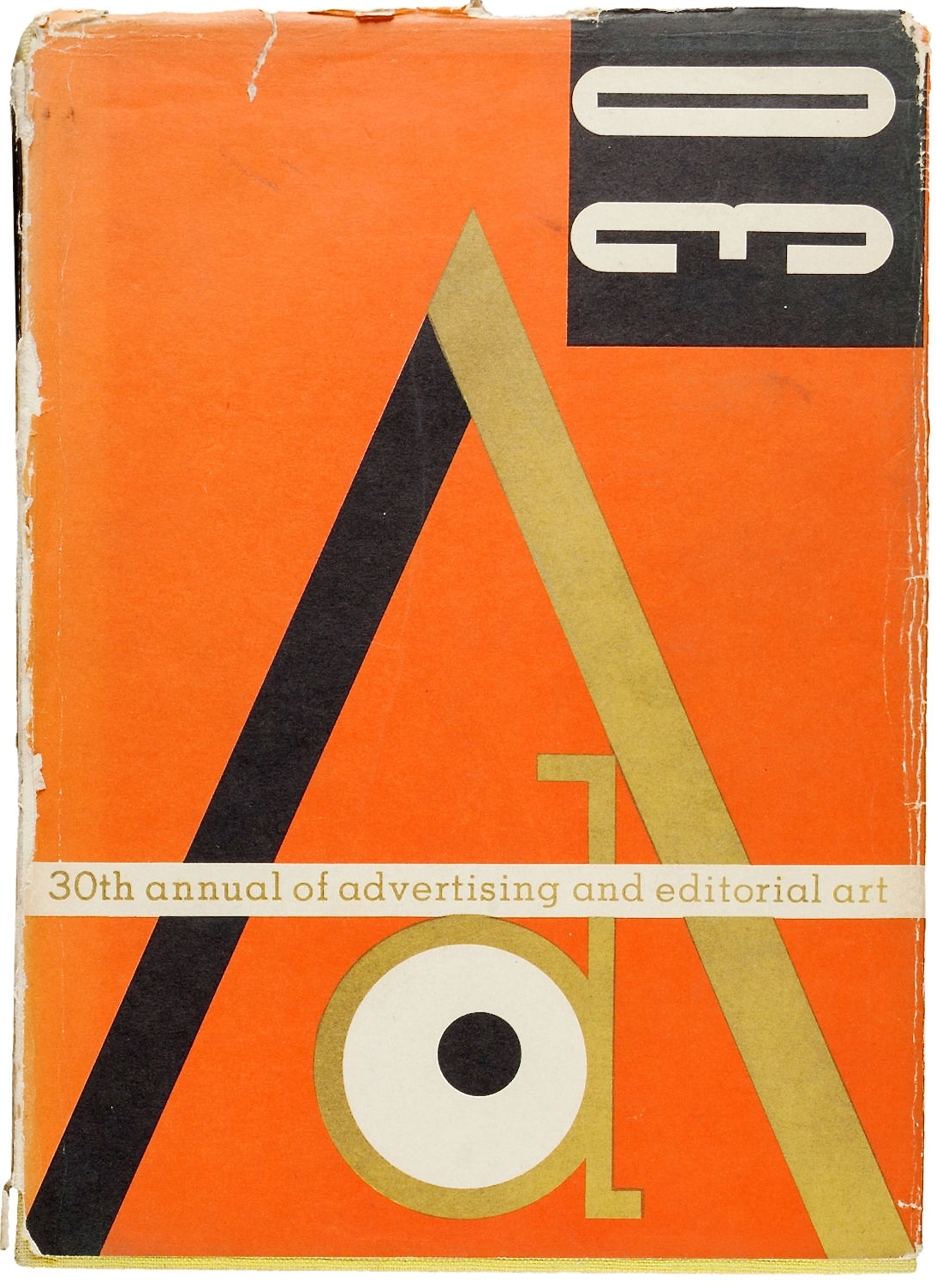 Annual of Advertising and Editorial Art 30 | Art Directors' Club of New York. 1951