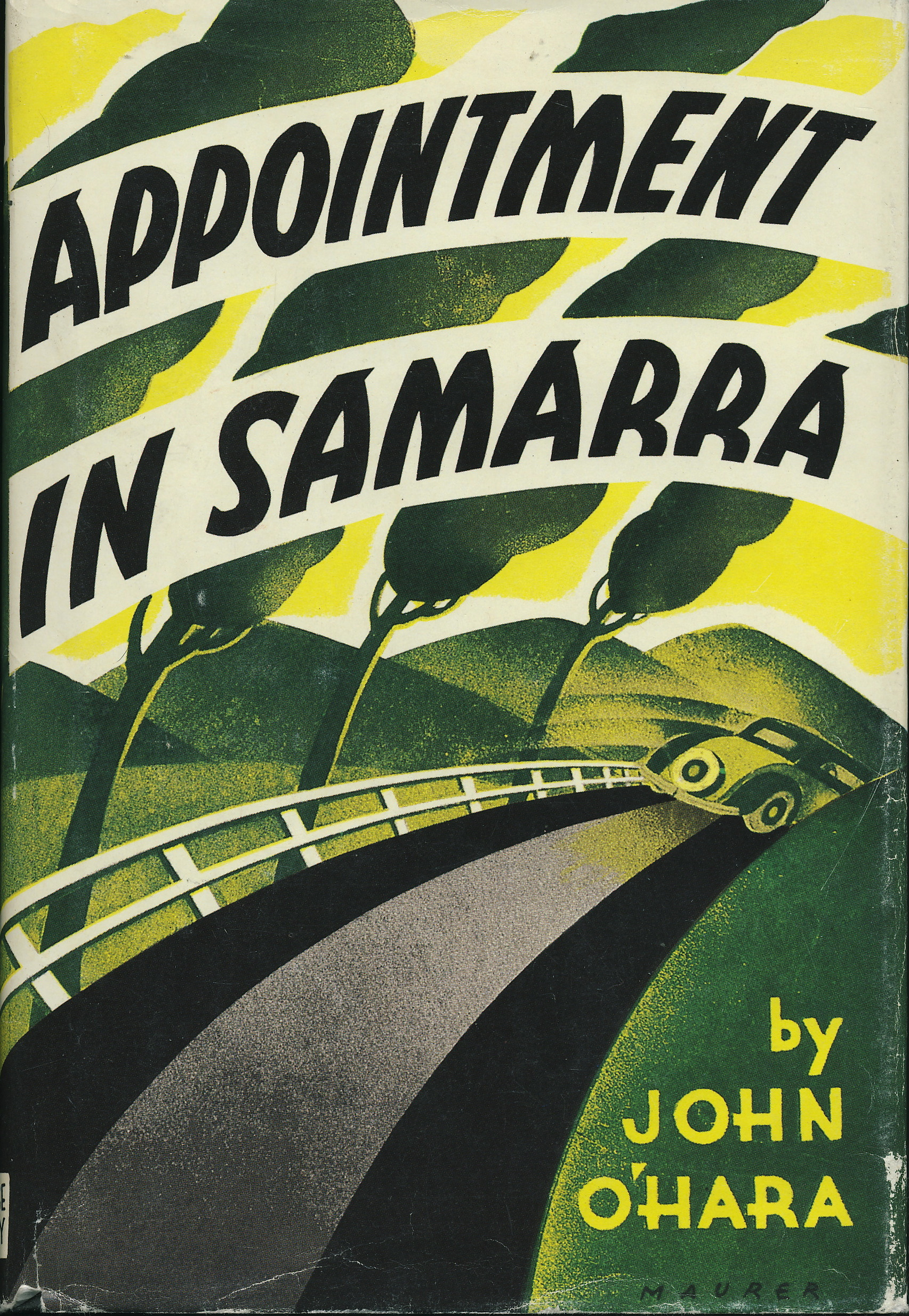 Appointment in Samarra 1934
