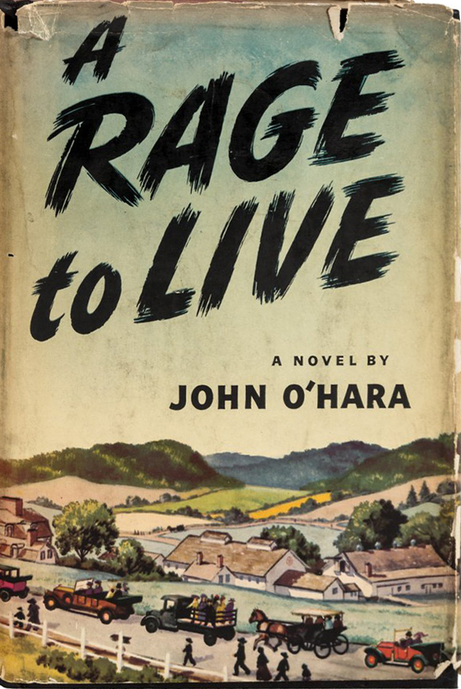 A Rage to Live 1949 via L ive Auctioneers