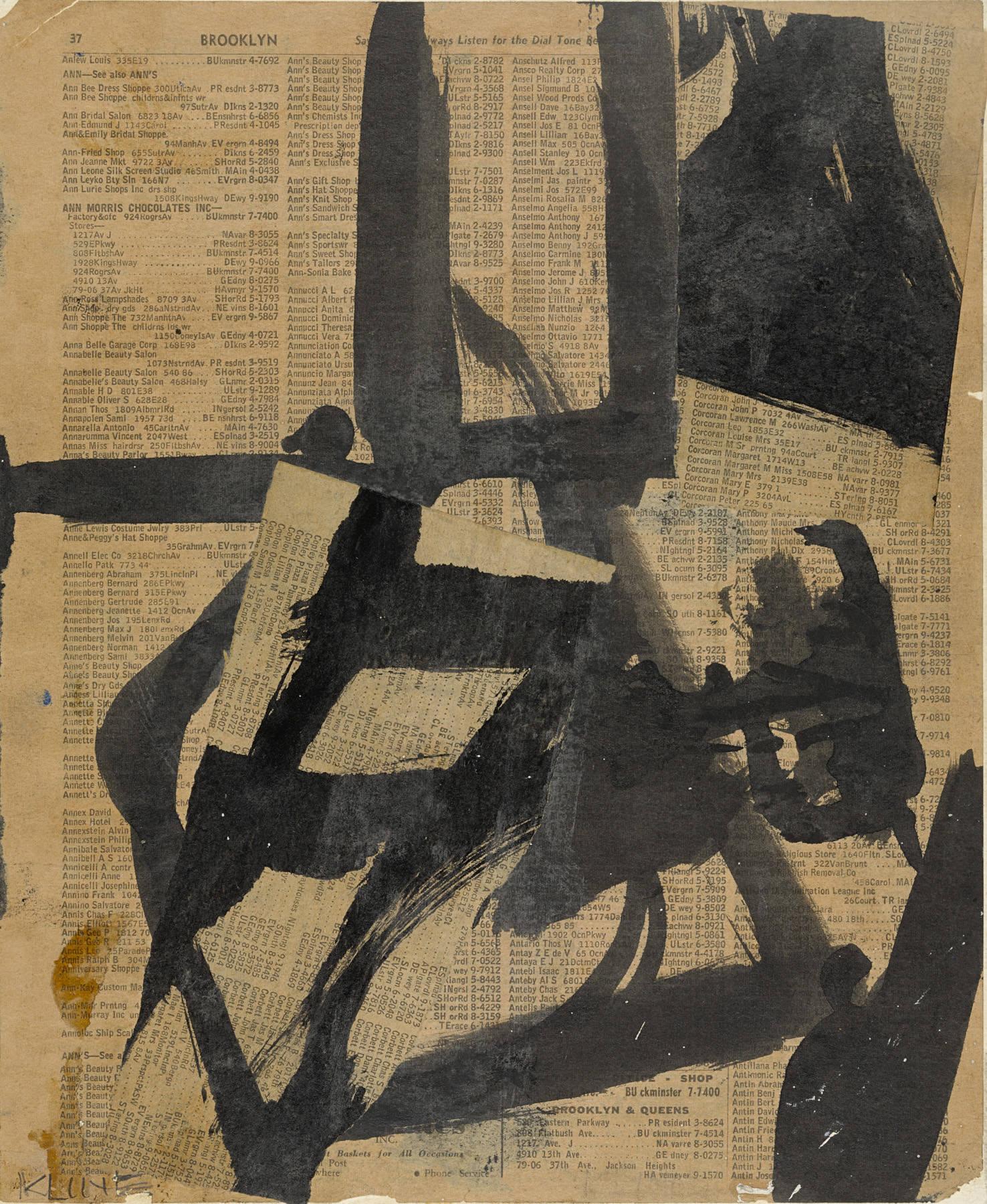 Untitled II 1953