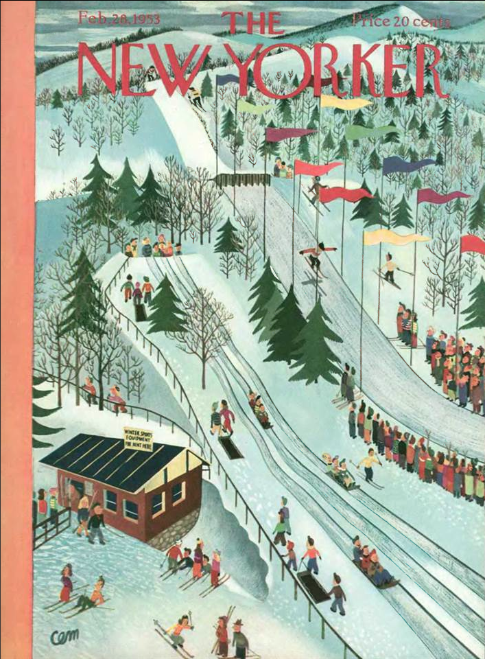 Charles E. Martin | New Yorker Feb 28, 1953