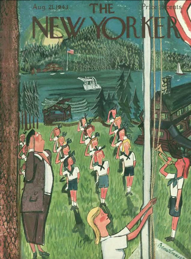 The New Yorker | August 21, 1943