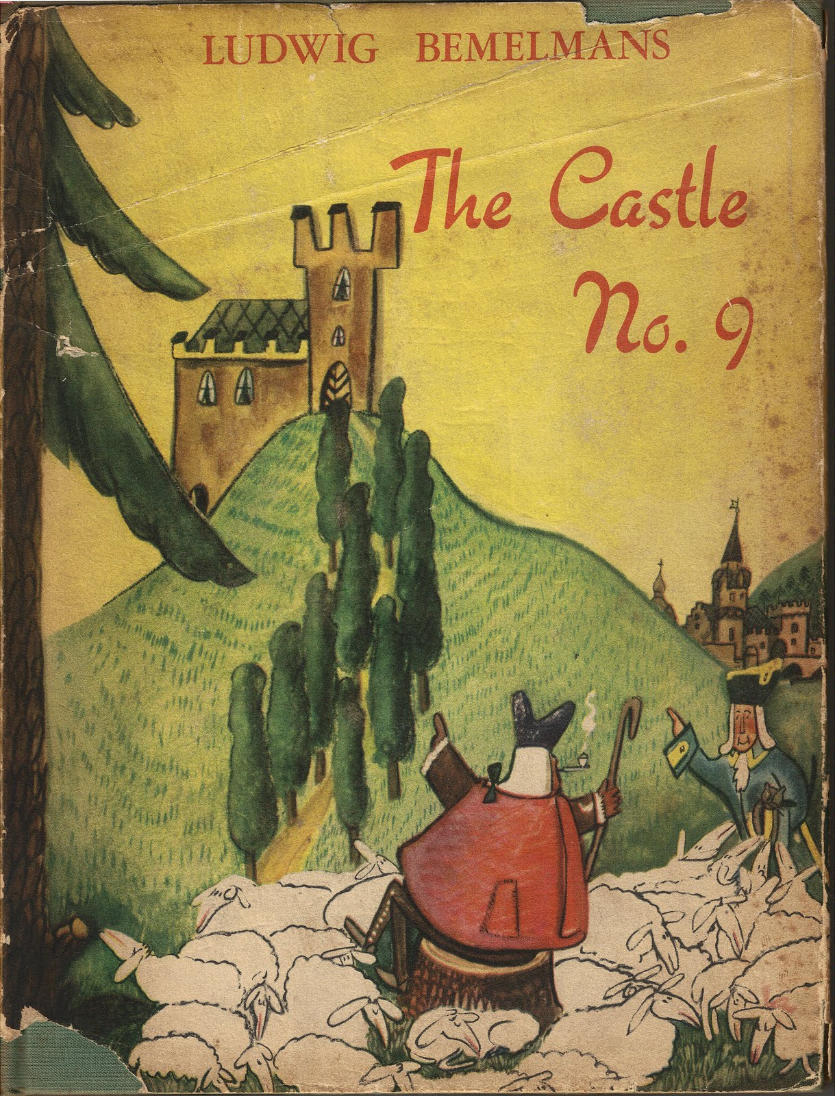 The Castle No. 9 via  Brickbat Books