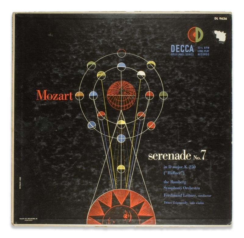 Mozart for Decca Records