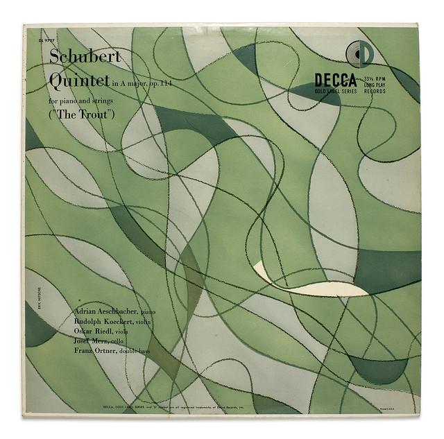 Schubert for Decca Records