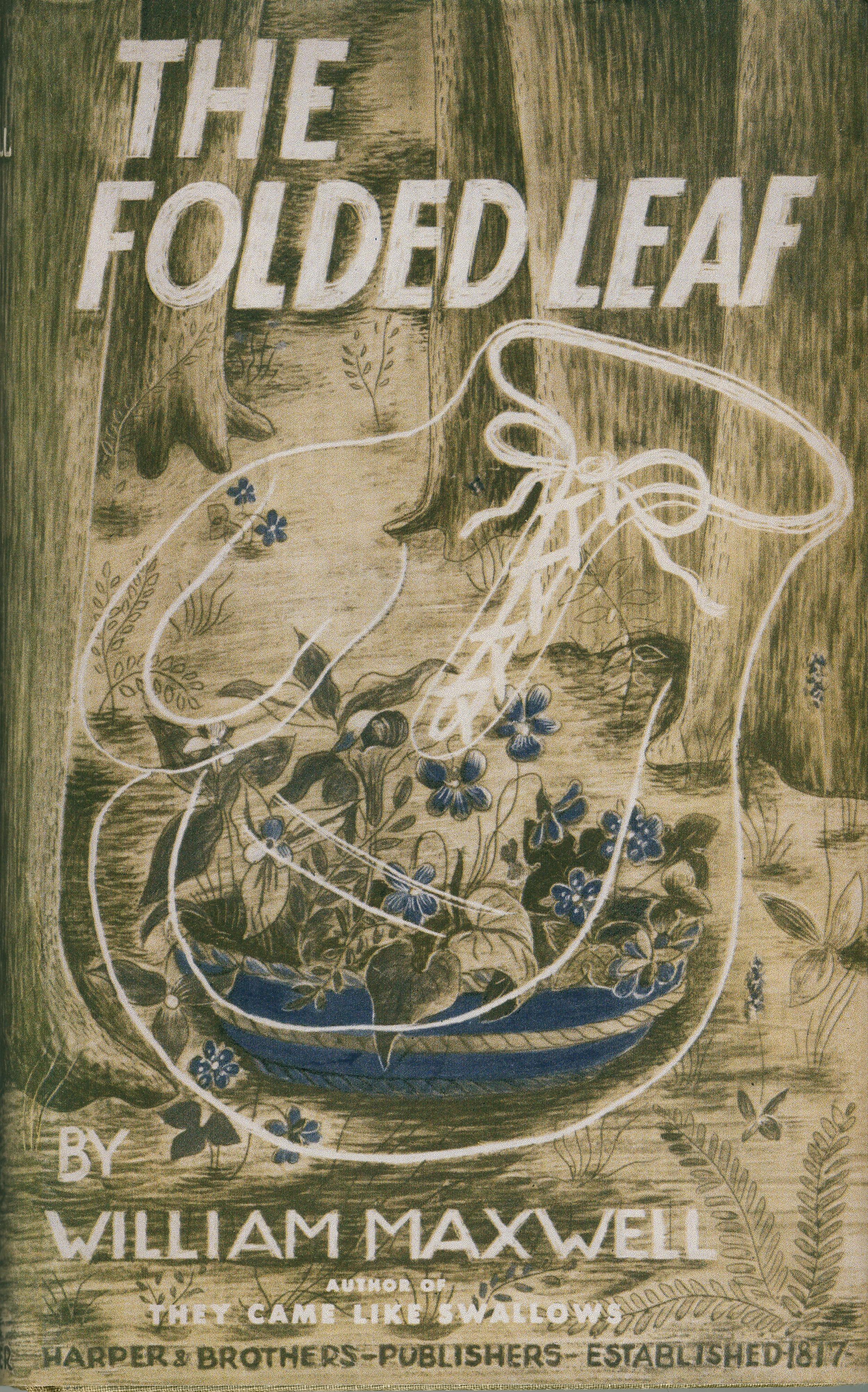 The Folded Leaf 1945