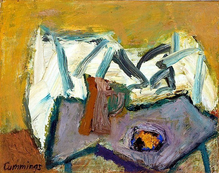Elisabeth Cummings (b. 1934) Still Life with Jug 2004