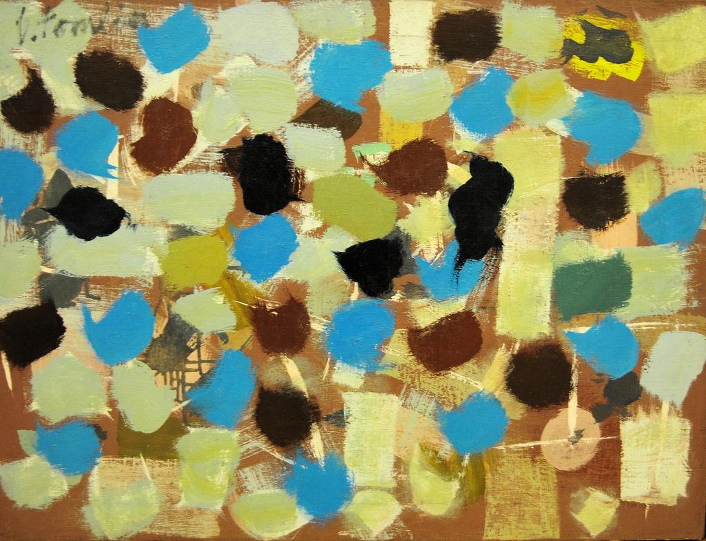 Number 7 by Bradley Walker Tomlin 1953