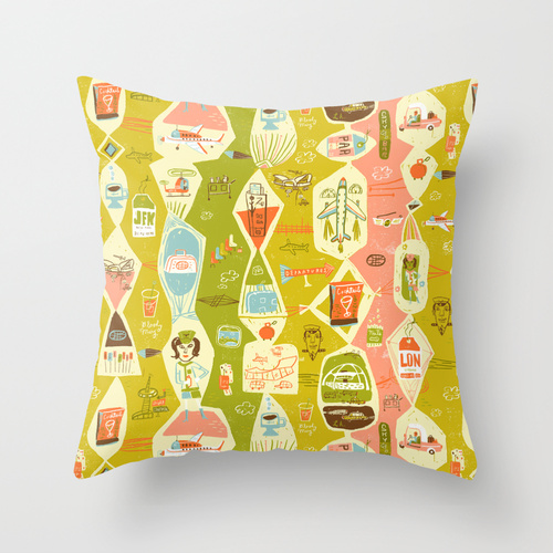 Now available on  Society 6