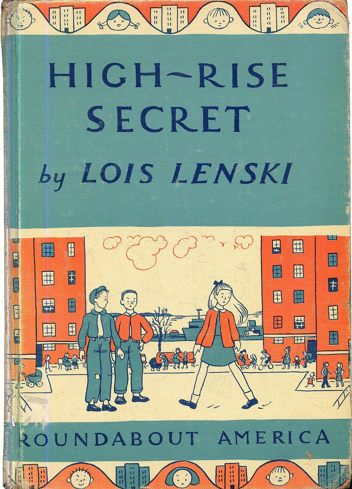 High-rise secret 1966 via  Amazon.com