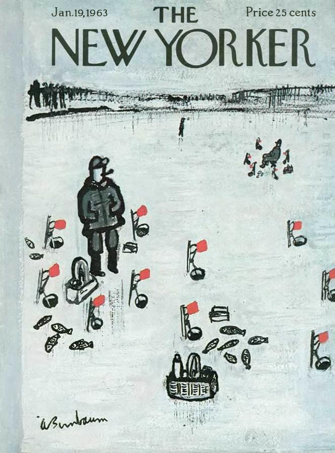 January 19, 1963 by Abe Birnbaum