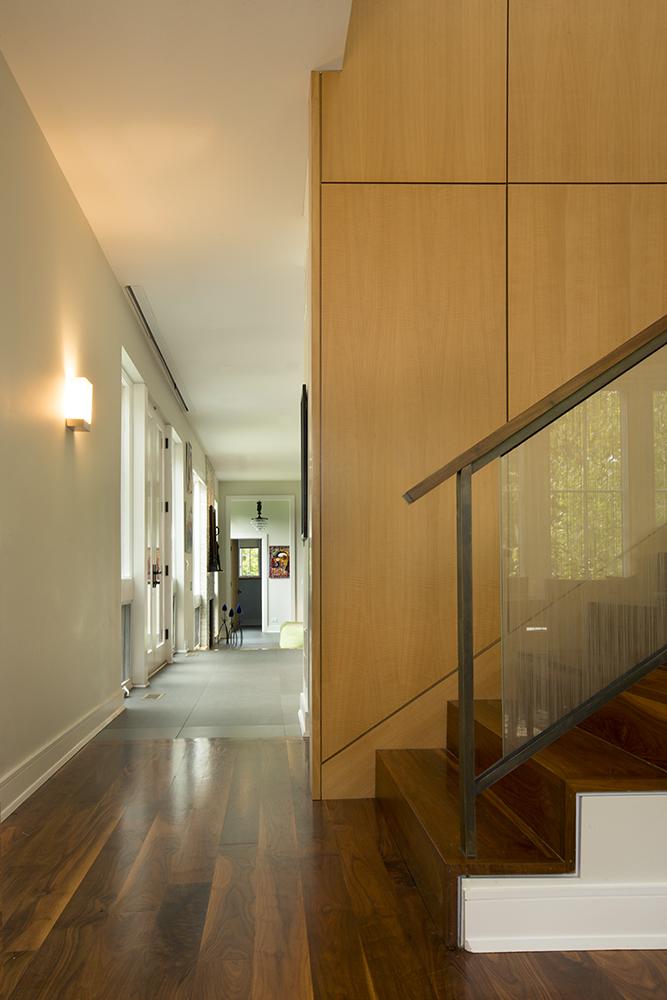Stair paneling