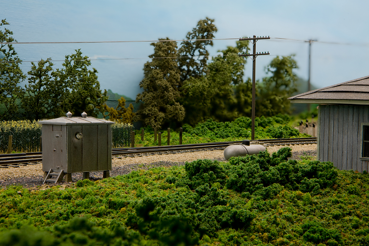 Mike Burgett HO Scale