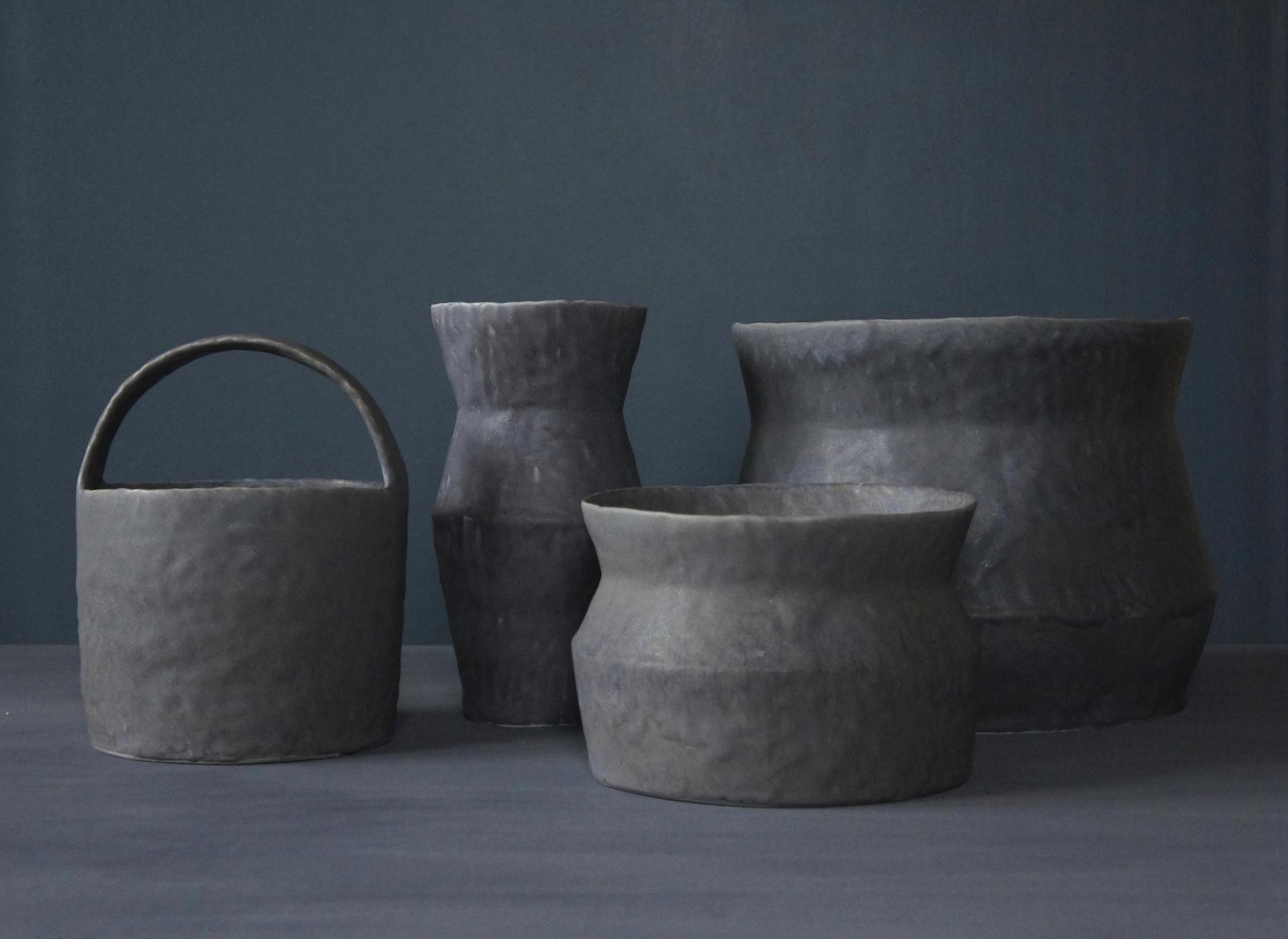 Slate Grey Vessels