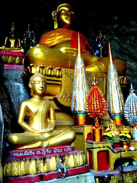 Offered Heart - Luang Prabang, Laos