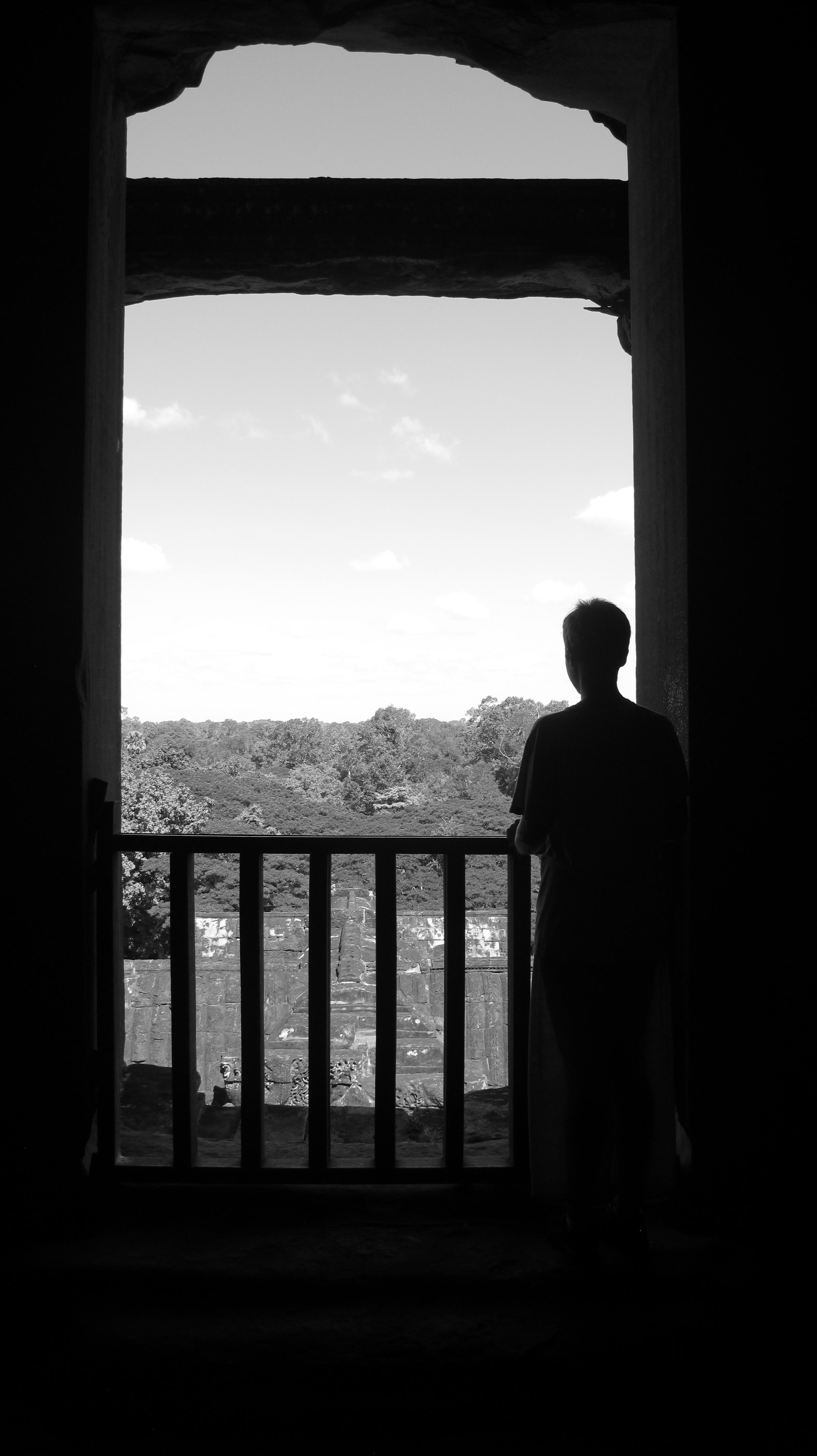 """Love to Cambodia"" - Angkor Wat, Siem Reap, Cambodia"